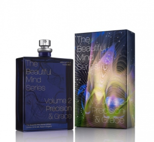 Escentric Molecules The Beautiful Mind Series Volume 2 Precision & Grace   edt 100 ml.