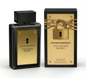 Antonio Banderas The Golden Secret  edt 100 ml.