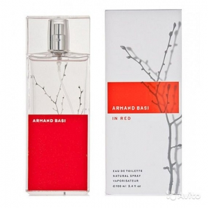 Armand Basi In Red  edt 100 ml.