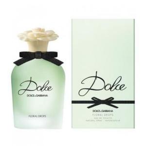 Dolce & Gabbana Dolce Floral Drops  edt 75 ml. ТЕСТЕР