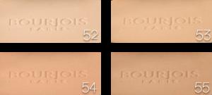 Bourjois Пудра компактная Silk Edition Poudre Compacte 9 g.