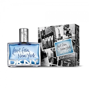 Donna Karan DKNY Love From New York Men  edt 48 ml.