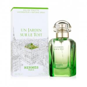 Hermes Un Jardin Sur Le Toit  edt 30 ml.