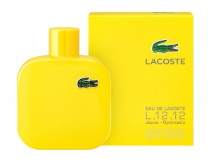 Lacoste Eau De Lacoste L.12.12 Jaune - Optimistic  edt 100 ml.