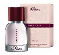 s.Oliver Soulmate Women  edt 50 ml.