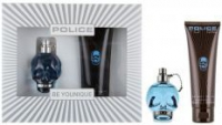 Police To Be  set edt 40 ml. + гель для душа 100 ml.