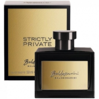 Hugo Boss Baldessarini Strictly Private  edt 50 ml.