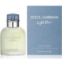 Dolce & Gabbana Light Blue Pour Homme  edt 75 ml.