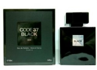 Karen Low Code 37 Black  edt 100 ml.