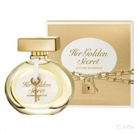 Antonio Banderas Her Golden Secret  edt 80 ml.