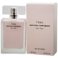Narciso Rodriguez L`Eau For Her  edt 50 ml.