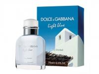 Dolce & Gabbana Light Blue Living Stromboli  edt 75 ml.
