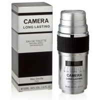 Max Deville Camera Long Lasting  edt 50 ml.