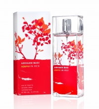 Armand Basi Happy in Red  edt 100 ml.