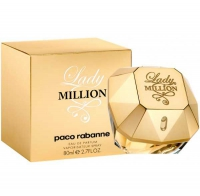 Paco Rabanne Lady Million  edt 80 ml