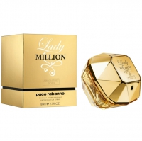 Paco Rabanne Lady Million Absolutely Gold  edp 80 ml.