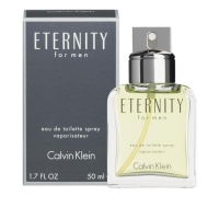 Calvin Klein Eternity For Men  edt 50 ml.