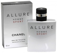 Chanel Allure Homme Sport  edt 50 ml.