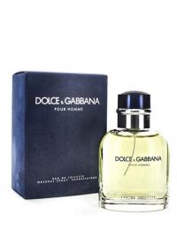 Dolce & Gabbana D&G Pour Homme  edt 40 ml.