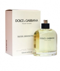 Dolce & Gabbana D&G Pour Homme  edt 125 ml.ТЕСТЕР