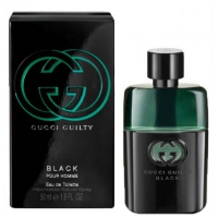 Gucci Guilty Black Pour Homme  edt 50 ml.