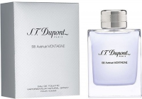 S.T. Dupont 58 Avenue Montaigne Pour Homme  edt 30 ml.