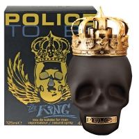 Police To Be The King  edt 75 ml.