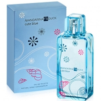 Mandarina Duck Cute Blue  edt 50 ml.