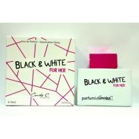 Cindy Crawford Black & White For Her  edp 90 ml.