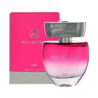Mercedes-Benz Rose For Women  edt 50 ml.