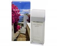 Dolce & Gabbana Light Blue Escape to Panarea  edt 25 ml.