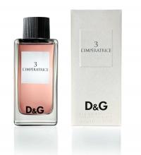 Dolce & Gabbana D&G Anthology L`Imperatrice 3  edt 100 ml.