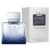 Antonio Banderas King of Seduction For Men  edt 100 ml.