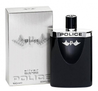 Police Silver Wings  edt 100 ml.