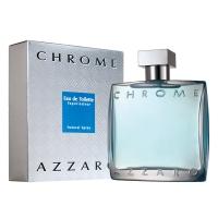 Azzaro Chrome  edt 50 ml.