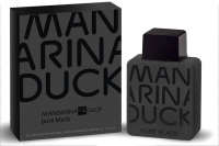 Mandarina Duck Pure Black  edt 50 ml.