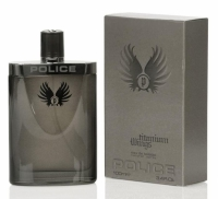 Police Titanium Wings  edt 100 ml.