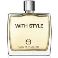 Sergio Tacchini With Style  edt 100 ml. ТЕСТЕР