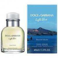 Dolce & Gabbana Light Blue Discover Vulcano  edt 40 ml.