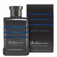Hugo Boss Baldessarini Secret Mission  edt 90 ml.