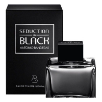 Antonio Banderas Seduction in Black  edt 100 ml